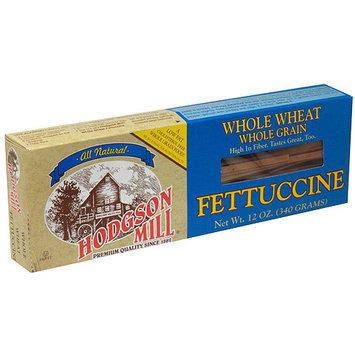 Hodgson Mill Whole Wheat Whole Grain Fettuccini, 12 oz (Pack of 12)