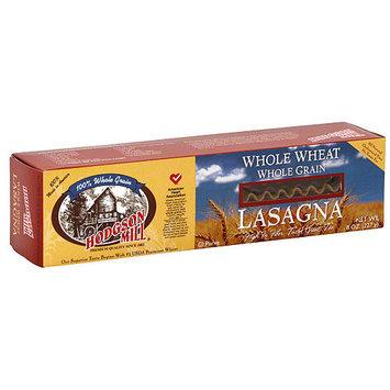 Hodgson Mill Whole Wheat Lasagna Pasta, 8 oz (Pack of 12)