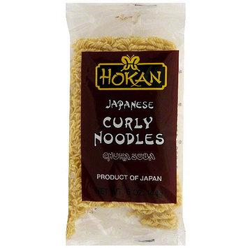 Hokan Curly Chuka Soba Noodles, 5 oz (Pack of 12)