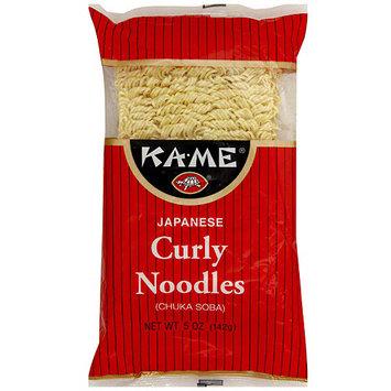 Kame Ka-Me Japanese Curly Noodles, 5 oz (Pack of 12)