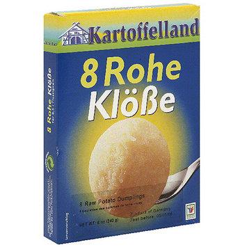 Kartoffelland Raw Potato Dumplings, 8.4 oz (Pack of 14)