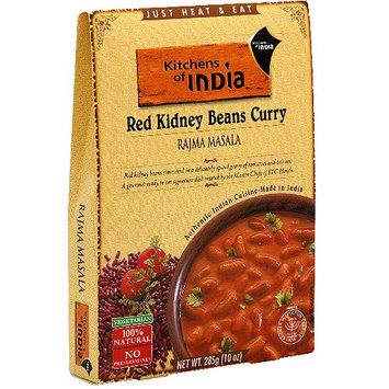 Kitchens Of India Rajma Masala Red Kidney Beans Curry, 10 oz (Pack of 6)