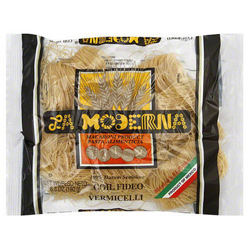 La Moderna Angel Hair Vermicelli Pasta, 6.3 oz (Pack of 20)