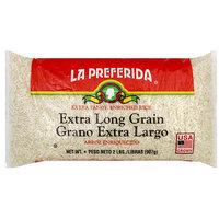 La Preferida Fancy Enriched Extra Long Grain Rice, 2 lb (Pack of 15)