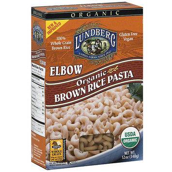 Lundberg Family Farms Elbow Brown Rice Pasta, 10 oz (Pack of 12)