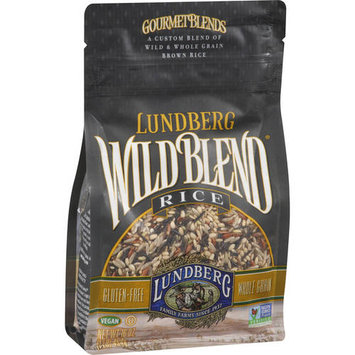 Lundberg Wild Blend Gourmet Natural Brown Rice Blend, 16 oz (Pack of 6)