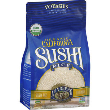 Lundberg Family Farms California Sushi Rice, 32 oz (Pack of 6)