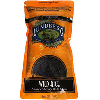 Lundberg Family Farms Exotic & Savory Wild Rice, 8 oz (Pack of 6)