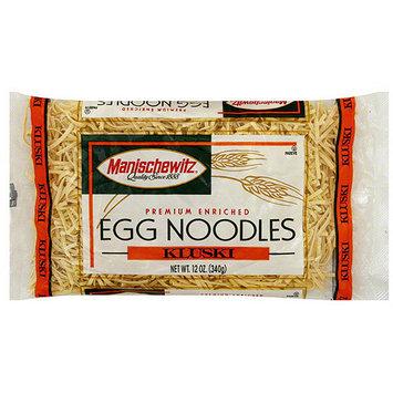 Manischewitz Egg Noodles, 12 oz (Pack of 12)