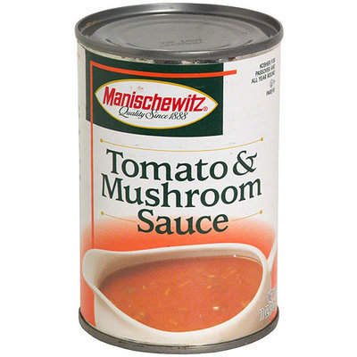 Manischewitz Tomato & Mushroom Sauce, 11 oz (Pack of 12)