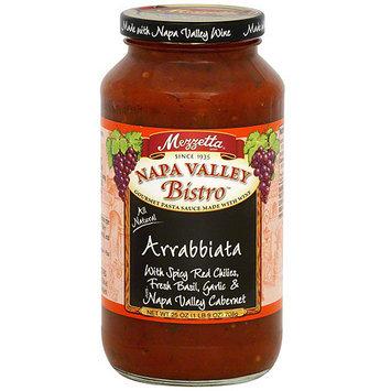 Mezzetta Arrabbiata Pasta Sauce, 25 oz (Pack of 6)