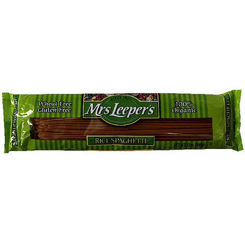 Mrs Leepers Mrs Leeper's Rice Spaghetti, 12 oz (Pack of 12)