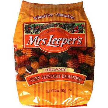 Mrs Leepers Mrs. Leeper's Corn Vegetable Radiatore, 12 oz (Pack of 12)