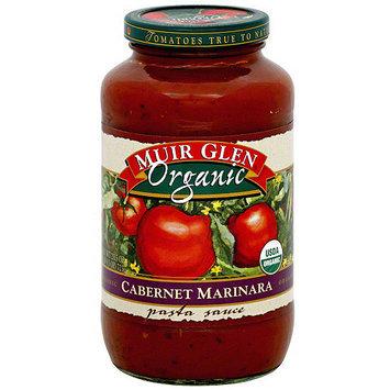 Muir Glen Cabernet Marinara Pasta Sauce, 25.5 oz (Pack of 6)