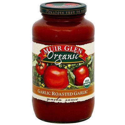 Muir Glen Roasted Garlic Pasta Sauce, 25.5 oz (Pack of 6)