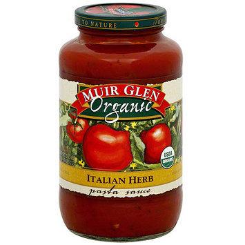 Muir Glen Italian Herb Pasta Sauce, 25.5 oz (Pack of 12)