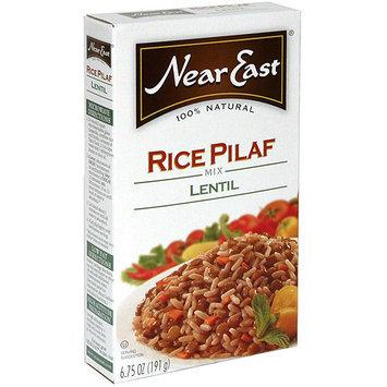 Near East Lentil Rice Pilaf Mix, 6.75 oz (Pack of 12)