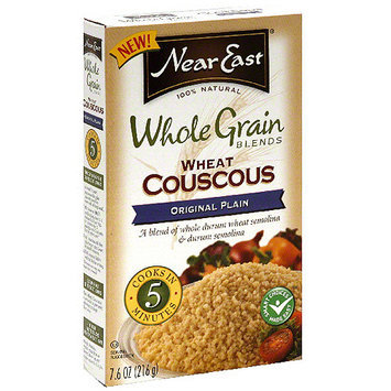 Near East Plain Wheat Couscous, 7.6 oz (Pack of 12)