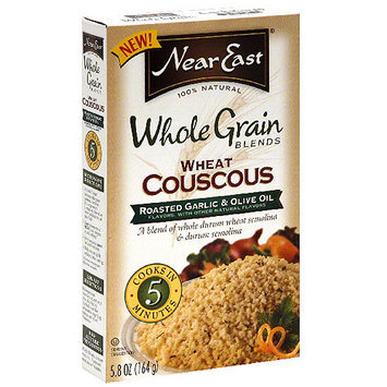 Near East Garlic & Olive Oil Wheat Couscous, 5.8 oz (Pack of 12)
