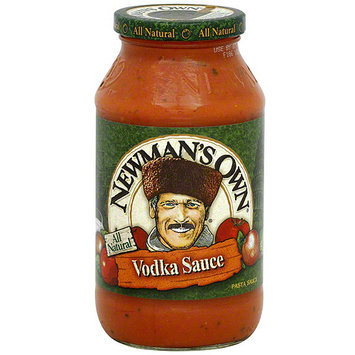 Newman's Own Vodka Sauce, 24 oz (Pack of 12)