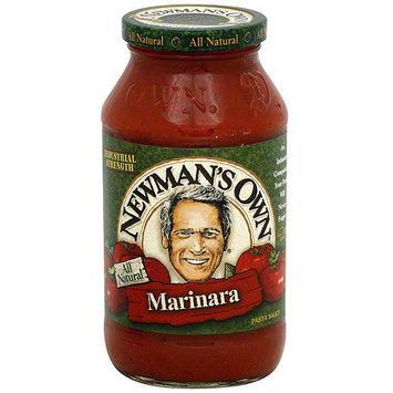 Newman's Own Marinara Pasta Sauce, 24 oz (Pack of 12)