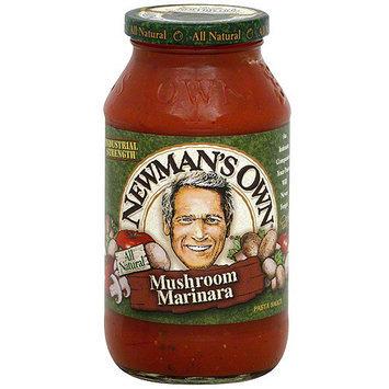 Newman's Own Mushroom Marinara Pasta Sauce, 24 oz (Pack of 12)