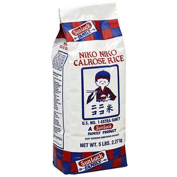 Niko Niko Calrose Rice, 5 lb (Pack of 8)
