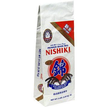Nishiki Rice, 5LB (Pack of 8)