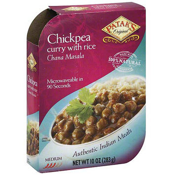 Patak's Chicken Curry, 10 oz (Pack of 8)