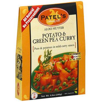 Patel Potato & Green Pea Curry, 9.9 oz (Pack of 10)