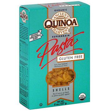 Ancient Harvest Quinoa Gluten Free Shells Pasta, 8 oz (Pack of 12)