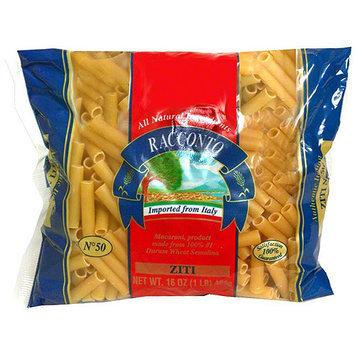 Racconto Cut Ziti Pasta, 16 oz (Pack of 20)