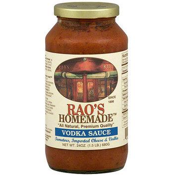 Rao's Homemade Vodka Sauce, 24 oz (Pack of 6)