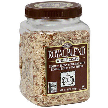 Royal Blend Texmati Brown And Red Rice, 32 oz (Pack of 4)