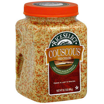 Rice Select Tri-Color Couscous, 26.5 oz (Pack of 4)