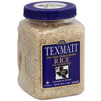 Rice Select Texmati Long Grain American Basmati Rice, 32 oz (Pack of 4)