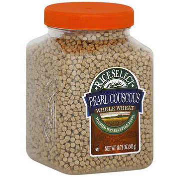 Rice Select Pearl Whole Wheat Couscous, 10.7 oz (Pack of 6)