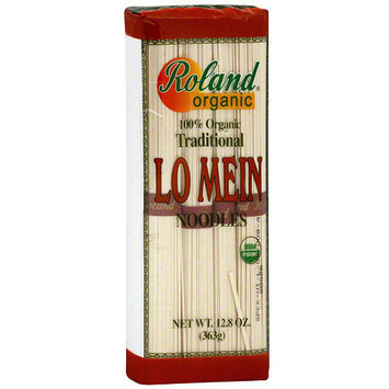 Roland Noodles, Lo Mein, Organic, 12.8 oz. (Pack of 10)