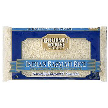 Gourmet House Indian Basmati Rice, 12 oz (Pack of 12)