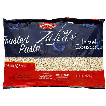 Streits Streit's Israeli Toasted Couscous Pasta, 8.8 oz (Pack of 24)