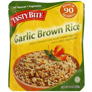 Tasty Bite Garlic Brown Rice, 8.8 oz (Pack of 6)