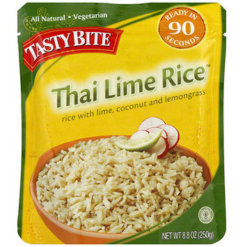 Tasty Bite Thai Lime Rice, 8.8 oz (Pack of 6)