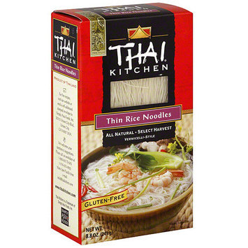 Thai Kitchen Thin Rice Noodles, 8.8 oz (Pack of 12)