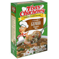 Tony Chachere's Famous Creole Cuisine Creole Gumbo Dinner Mix, 8 oz (Pack of 12)