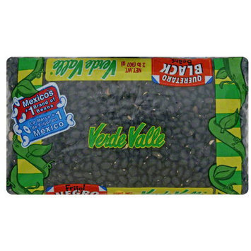 Verde Valle Black Beans, 32 oz (Pack of 12)