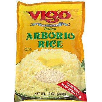 Vigo Imported Italian Arborio Rice, 12 oz (Pack of 12)