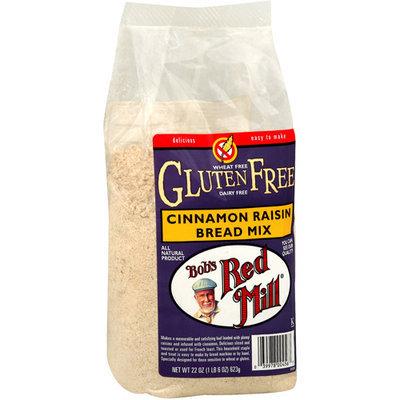 Bob's Red Mill Gluten Free Cinnamon Raisin Bread Mix