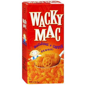 Wacky Mac Mac & Cheese Dinner, 5.5 oz (Pack of 24)