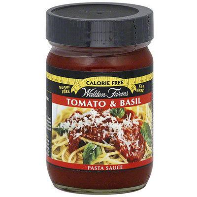 Walden Farms Tomato & Basil Pasta Sauce, 12 oz (Pack of 6)