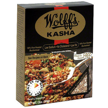 Wolff's Coarse Granulation Kasha, 13 oz (Pack of 6)